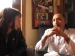 Nino Mirones, Storyteller, Mime artist Cuzco